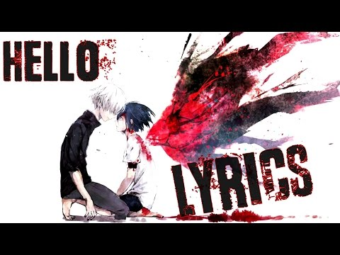Nightcore - Hello [Rock Cover]