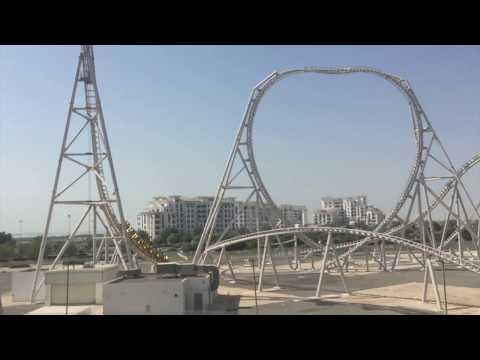 Ferrari World Abu Dhabi Vlog - November 2017