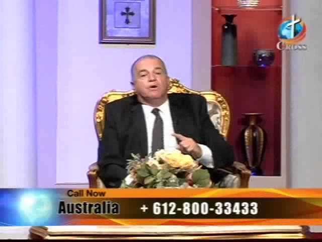 The God Power Pastor Gregory Barsoumian 8-10-15