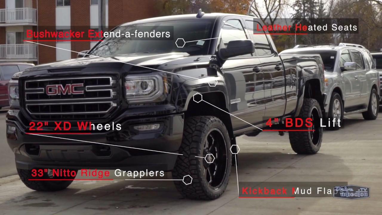 2018 Gmc Sierra 1500 Customizing Your Truck Youtube