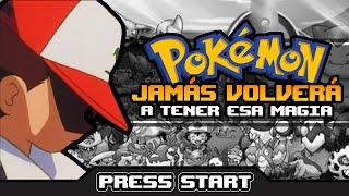 Pokémon ha perdido la magia y jamás volverá a tenerla