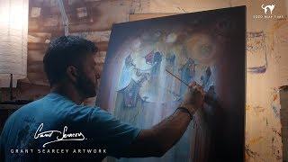 """Truth, Love, & Fun"" - Grant Searcey Artwork (Docu-Promo | Sozo Bear Films | 2017)"