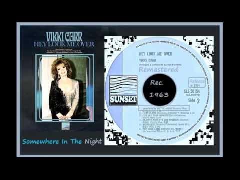 Vikki Carr - Somewhere In The Night