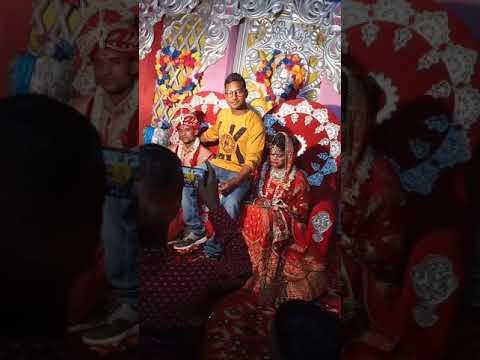 My Friend Deepu Patel Marriage.