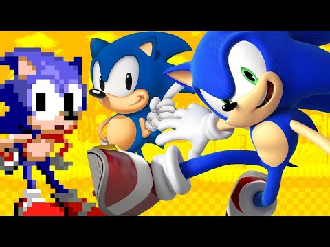 The Evolution of Sonic