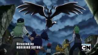 Pokémon 16 - Black & White: Adventures in Unova (English Opening) (HD) V.2