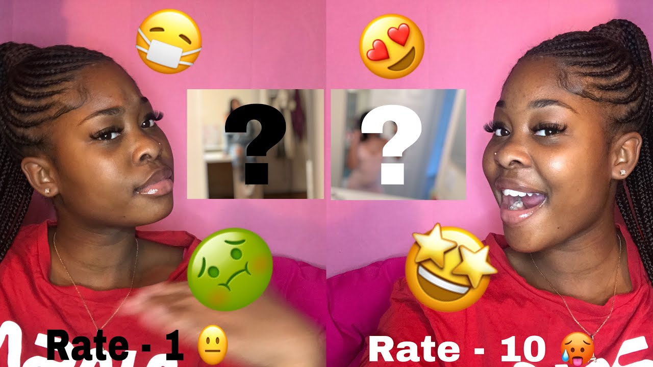 [VIDEO] – RATING MY INSTAGRAM FOLLOWERS BEST OUTFITS 😍🔥