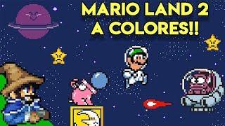 Luigi en Mario Land 2!! - Jugando Super Mario Land 2 con Pepe el Mago (#1)