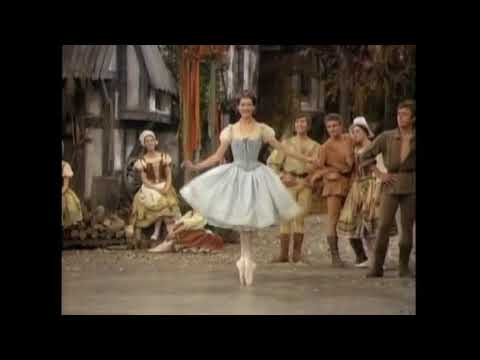 Carla Fracci GISELLE Act I Variation (1969)