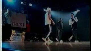 Rock Steady Crew 1998 Back to Planet Rock