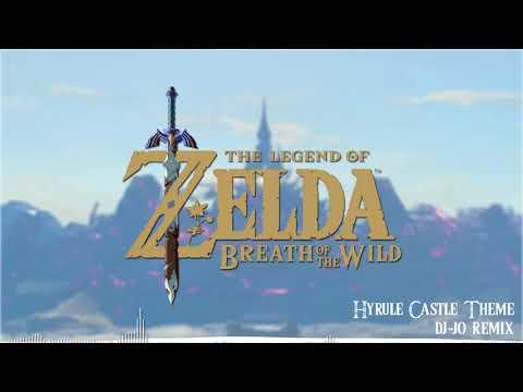 Breath of The Wild OST: Hyrule Castle Theme [ dj-Jo Remix ]