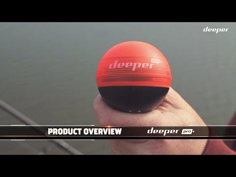 Deeper: Get to know Deeper Smart Sonar PRO+