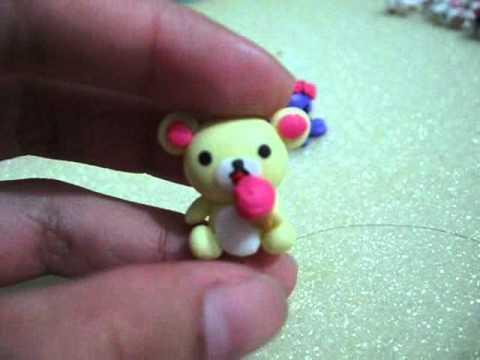 figuritas miniatura porcelana fria ♥ - YouTube