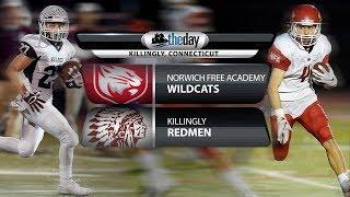 NFA at Killingly Football