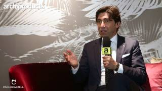 Salone del Mobile.Milano 2017 | PAOLO CASTELLI - Paolo Castelli ci racconta le 22 novità dell'anno