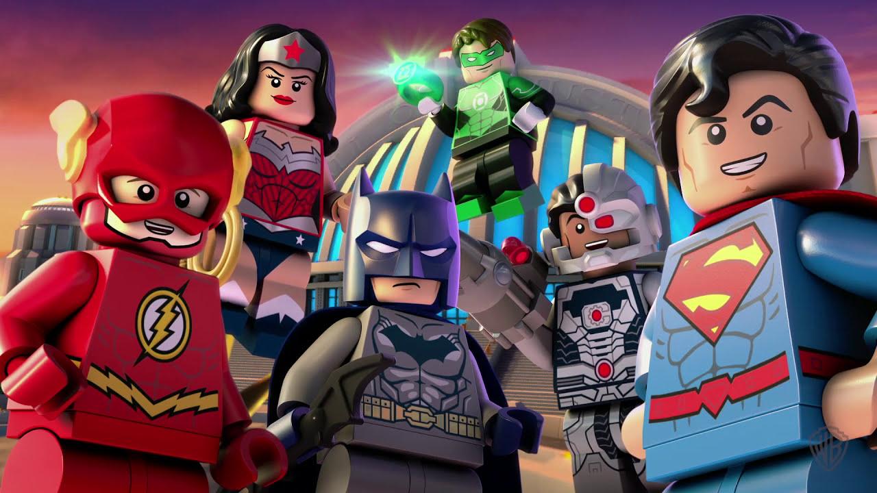 Justice League Cosmic Clash - LEGO DC Comics Super Heroes ...