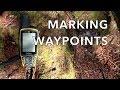 Marking Waypoints on Your GARMIN GPS