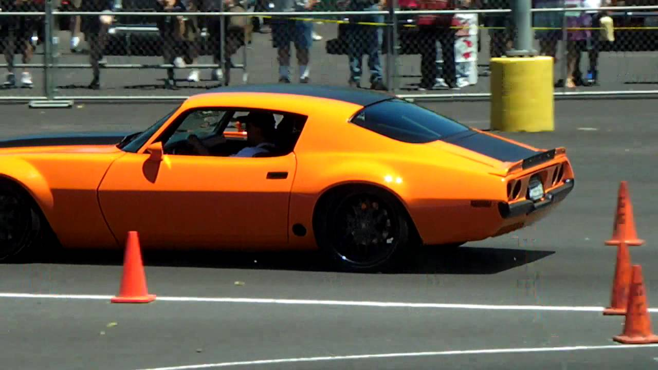 2nd Gen Chevy Camaro Autocross Youtube