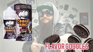 Flavor Goggles: Choco Cream by Cookie King! ft. Vape Malone