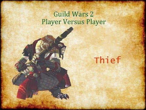 Guild Wars 2 PvP (Thief(Daredevil))
