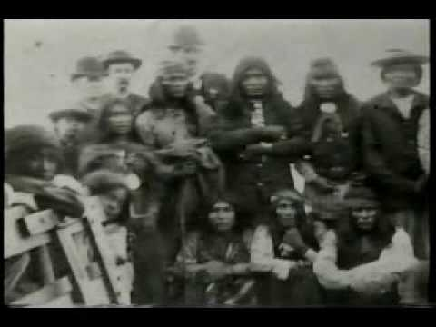 Apache Indian Resistance - Geronimo