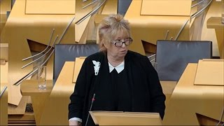 Members' Business - Scottish Parliament: 8th January 2015