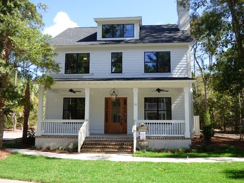 New Luxury Home For Sale in Old Town Bluffton SC