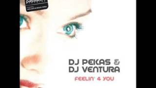 Dj Pekas & Dj Ventura feat. Lucy - Feelin 4 you (A1)