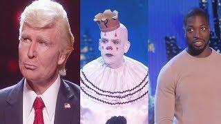 results quarter finals   preacher lawson singing trump puddles pity party americas got talent 2017