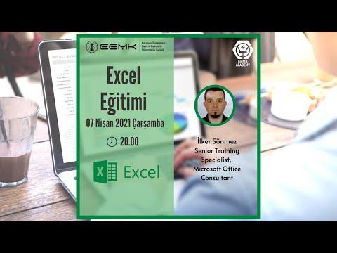 EEMK Excel Eğitimi