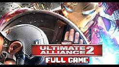 Marvel Ultimate Alliance 2 Full Game Walkthrough - No Commentary (#MarvelUltimateAlliance2 Full Game