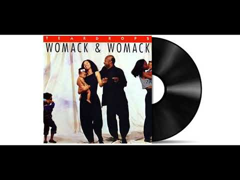 Womack & Womack - Teardrops (Radio Mix) [Audio HD]