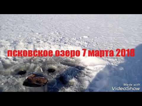 зимняя рыбалка на плотву - 2018-03-07 13:28:30