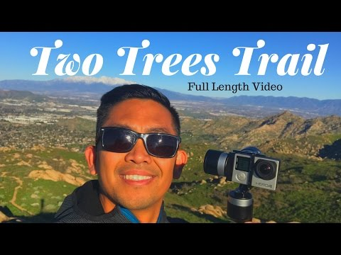 Two Trees Trail | Full Hiking Video