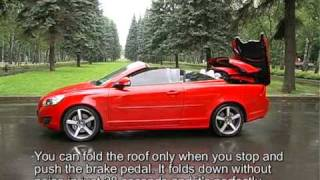 Volvo C70 (2010) test drive, part 1