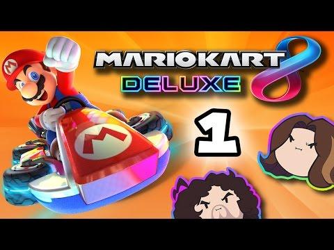 Mario Kart 8 Deluxe: Balloon Boys - PART 1 - Game Grumps VS