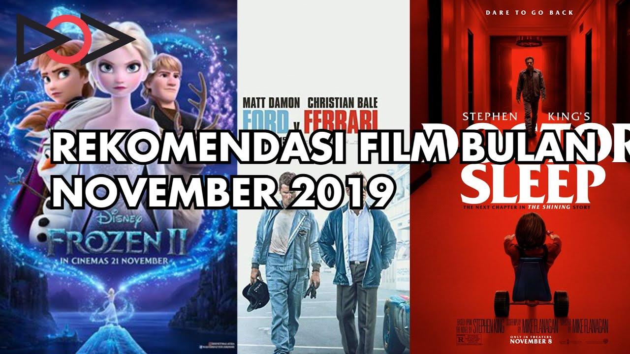 movie 2019 november Video Rekomendasi Film Yang Dirilis Pada November 2019