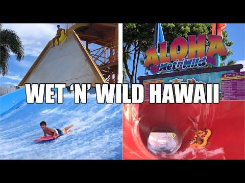 Wet N Wild Hawaii