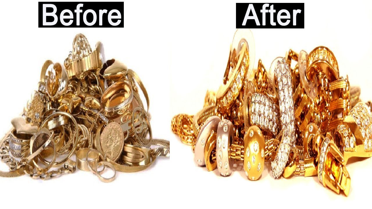 How to Clean Gold Chains