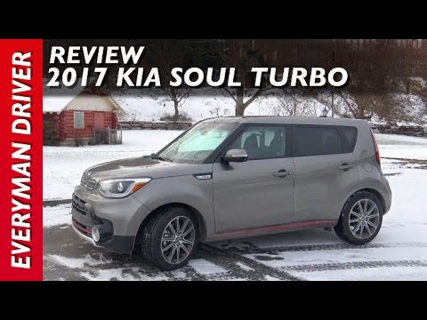Here S The 2017 Kia Soul Turbo On Everyman Driver