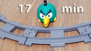Мультики про машинки Город Машинок все серии про игрушки Лего: Рельсы - Мультфильмы для детей видео
