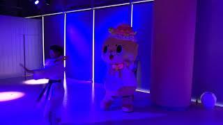 今回、ジュンの文化祭の体験コンテンツ「B.I.F BY NERGY 武道フィットネ...