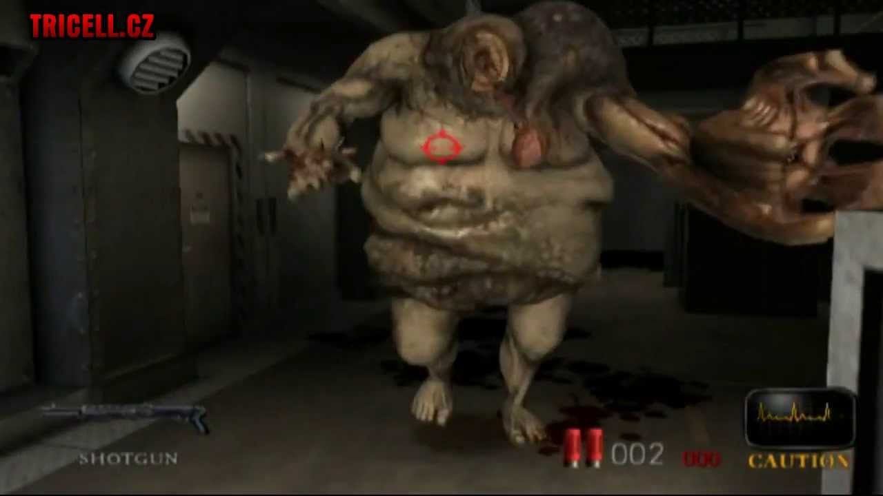 Resident Evil Dead Aim Project Alfa Pluto