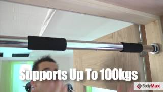 Bodymax Doorway Pull Up Bar and Chin Up Bar