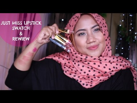 just-miss-review-&-swatches-|-bahasa-indonesia-|-regina-putri
