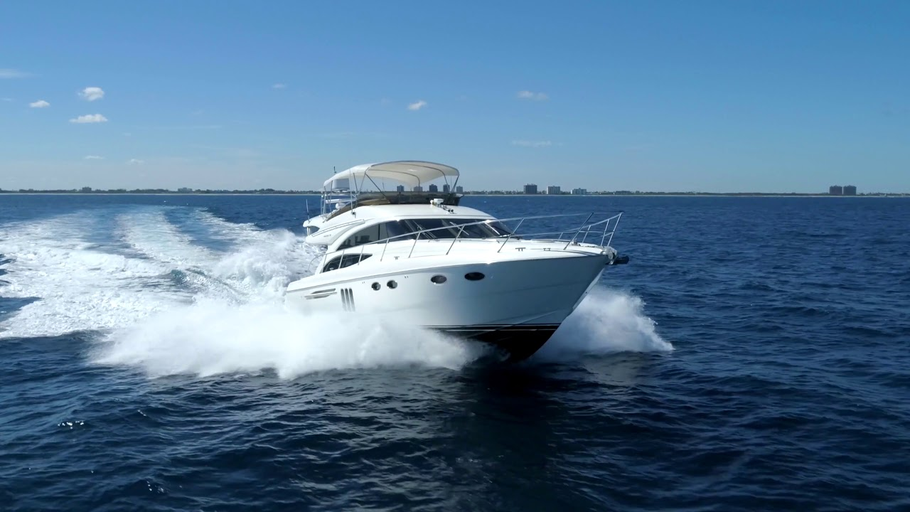 26 North Yachts: 2008 58' Princess for Sale