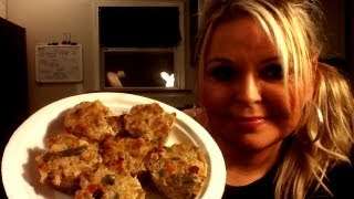 Weight Watcher Friendly Recipe -  Mini Meatloaves!! 2 Points Per Mini Loaf!