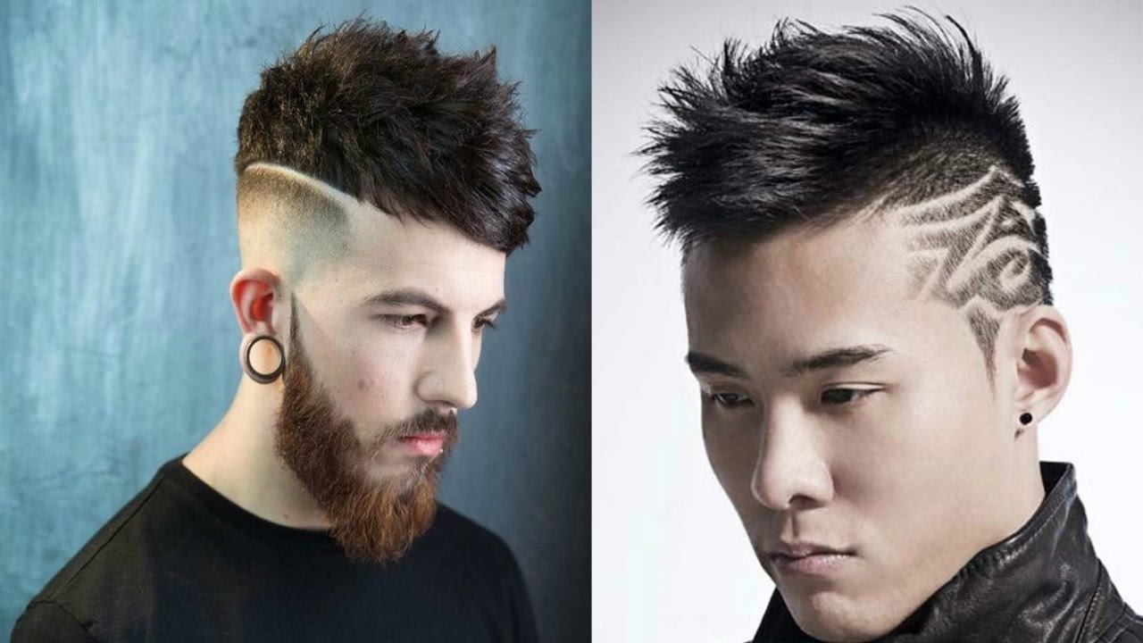 Top Fashionable Hairstyles For Men 2017-2018-Best Trendy