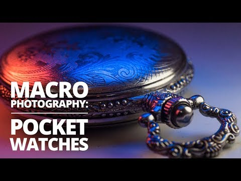 How To Photograph Pocket Watches | Macro Photography Tutorial