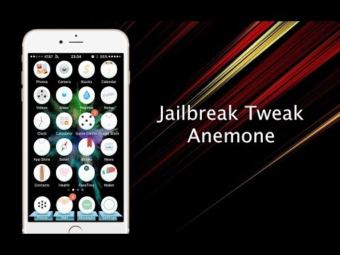 How to theme iPhone with Anemone, a WinterBoard alternative